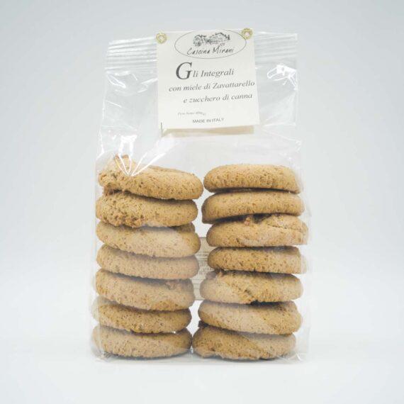 cascina mirani biscotti integrali con miele